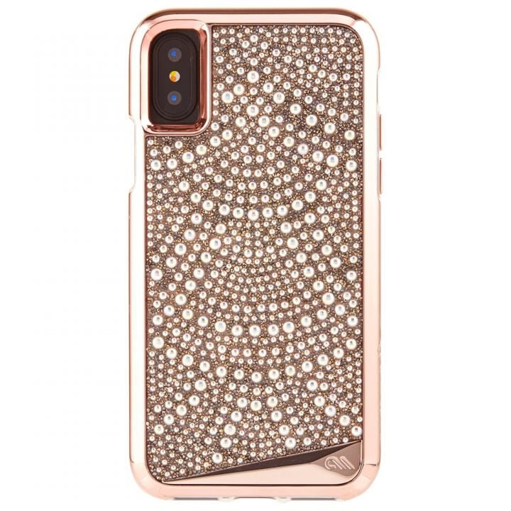 【iPhone Xケース】Case-Mate Brilliance Lace iPhoneX_0