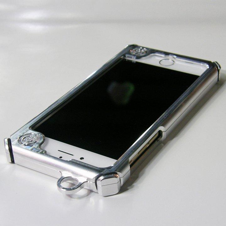 iPhone6 ケース サウンドジャケット6 マシンフィニッシュ アルミケース iPhone 6_0