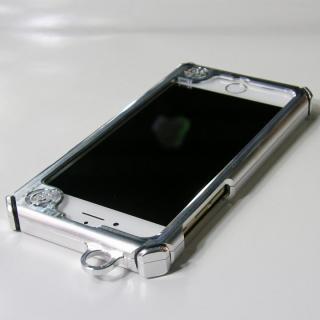 【iPhone6ケース】サウンドジャケット6 マシンフィニッシュ アルミケース iPhone 6