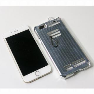 【iPhone6ケース】サウンドジャケット6 マシンフィニッシュ アルミケース iPhone 6_3