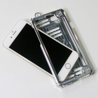 【iPhone6ケース】サウンドジャケット6 マシンフィニッシュ アルミケース iPhone 6_5