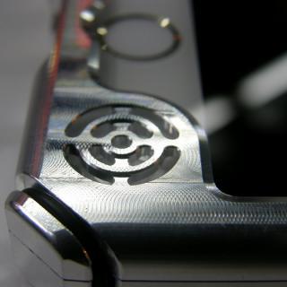 【iPhone6ケース】サウンドジャケット6 マシンフィニッシュ アルミケース iPhone 6_7