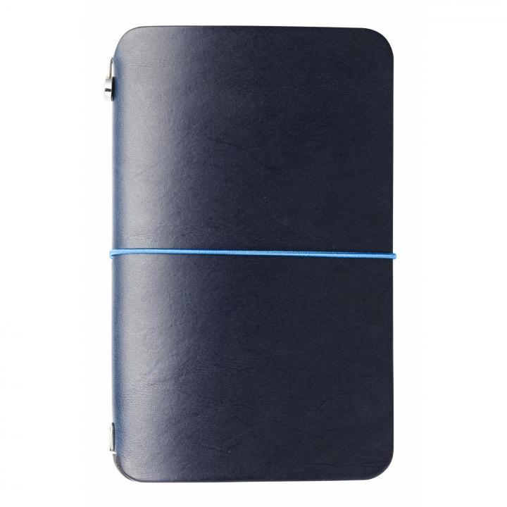 iPhone6s Plus/6 Plus ケース システム手帳型スマートフォンケース SYSTEM ネイビー iPhone 6s Plus/6 Plus_0