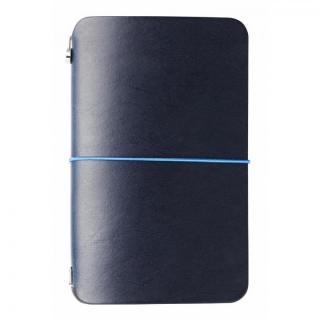 システム手帳型スマートフォンケース SYSTEM ネイビー iPhone 6s Plus/6 Plus