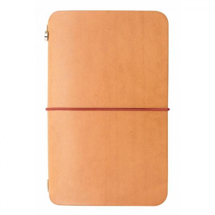 【iPhone6s Plus/6 Plusケース】システム手帳型スマートフォンケース SYSTEM キャメルブラウン iPhone 6s Plus/6 Plus_0