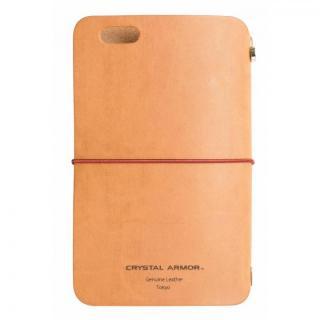 【iPhone6s Plus/6 Plusケース】システム手帳型スマートフォンケース SYSTEM キャメルブラウン iPhone 6s Plus/6 Plus_1
