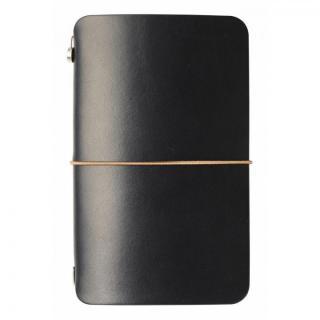 システム手帳型スマートフォンケース SYSTEM ブラック iPhone 6s Plus/6 Plus