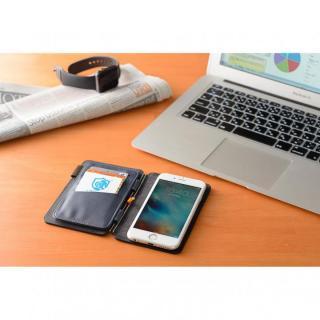 【iPhone6s Plus/6 Plusケース】システム手帳型スマートフォンケース SYSTEM キャメルブラウン iPhone 6s Plus/6 Plus_5