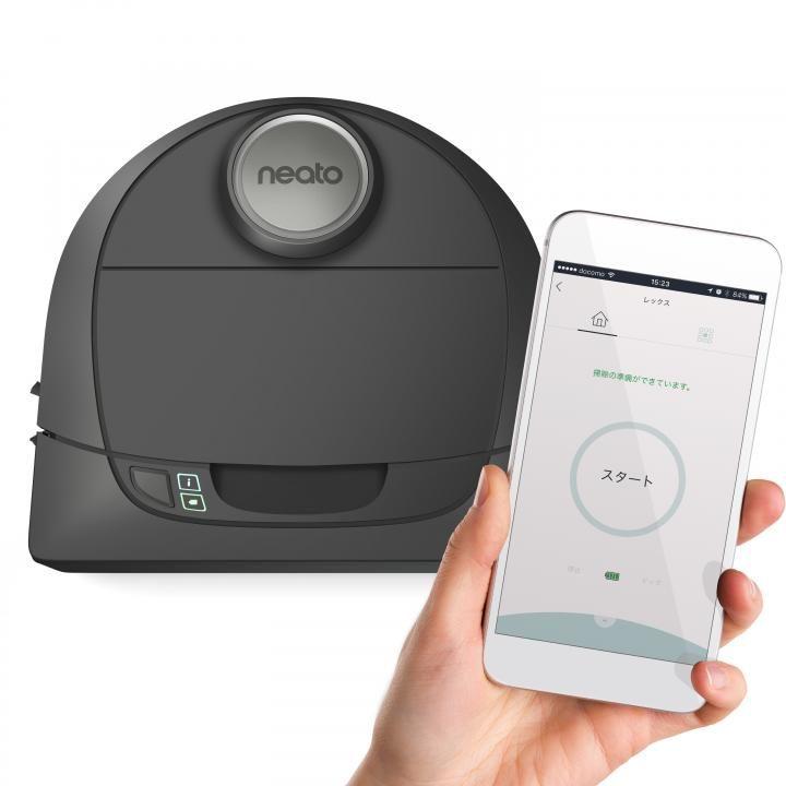 Wi-Fi対応ロボット掃除機 ネイト Botvac D5 Connected_0