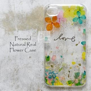 ONLY ONE 真花ケース Iris iPhone 7 Plus【3月上旬】