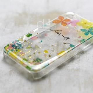 【iPhone8/7ケース】ONLY ONE 真花ケース Iris iPhone 8/7_1