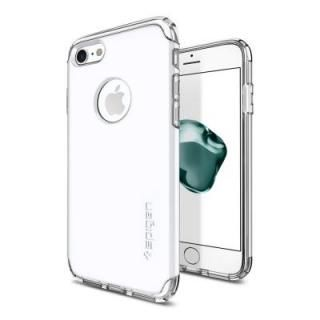 Spigen ハイブリッドアーマー ジェットホワイト iPhone 7