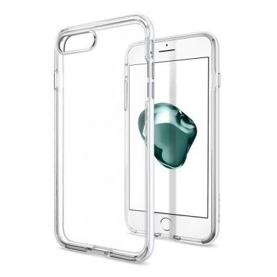 iPhone8 Plus/7 Plus ケース Spigen ネオ・ハイブリッドクリスタル ジェットホワイト iPhone 8 Plus/7 Plus_0