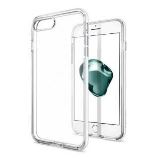 Spigen ネオ・ハイブリッドクリスタル ジェットホワイト iPhone 7 Plus