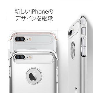 【iPhone8 Plus/7 Plusケース】Spigen スリムアーマー ジェットホワイト iPhone 8 Plus/7 Plus_1