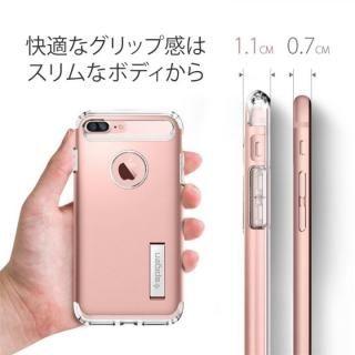 【iPhone8 Plus/7 Plusケース】Spigen スリムアーマー ジェットホワイト iPhone 8 Plus/7 Plus_3