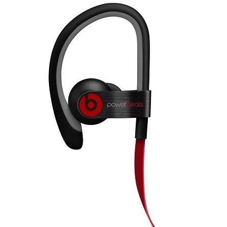 beats by dr.dre PowerBeats2 インイヤーヘッドフォン ブラック_0