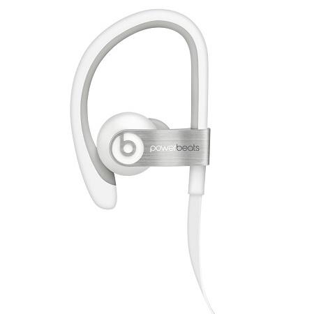 beats by dr.dre PowerBeats2 インイヤーヘッドフォン ホワイト_0
