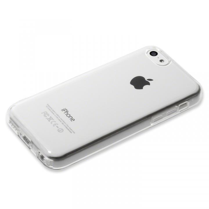 Highend Berryオリジナル クリア ソフトTPUケース iPhone 5c