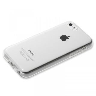 [百花繚乱セール]Highend Berryオリジナル クリア ソフトTPUケース iPhone 5c