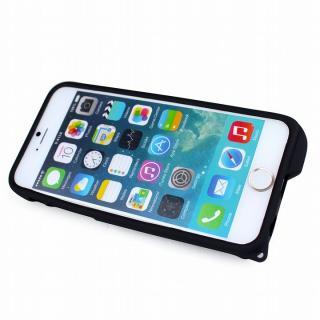 【iPhone6ケース】装着で音量増幅 サウンドアンプケース オレンジ iPhone 6_6