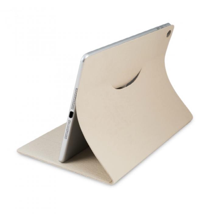 Mozo 本革ケース アイボリー iPad mini/2/3_0