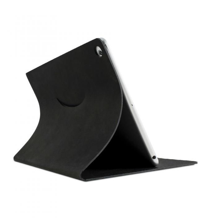 Mozo 本革ケース ブラック iPad mini/2/3_0