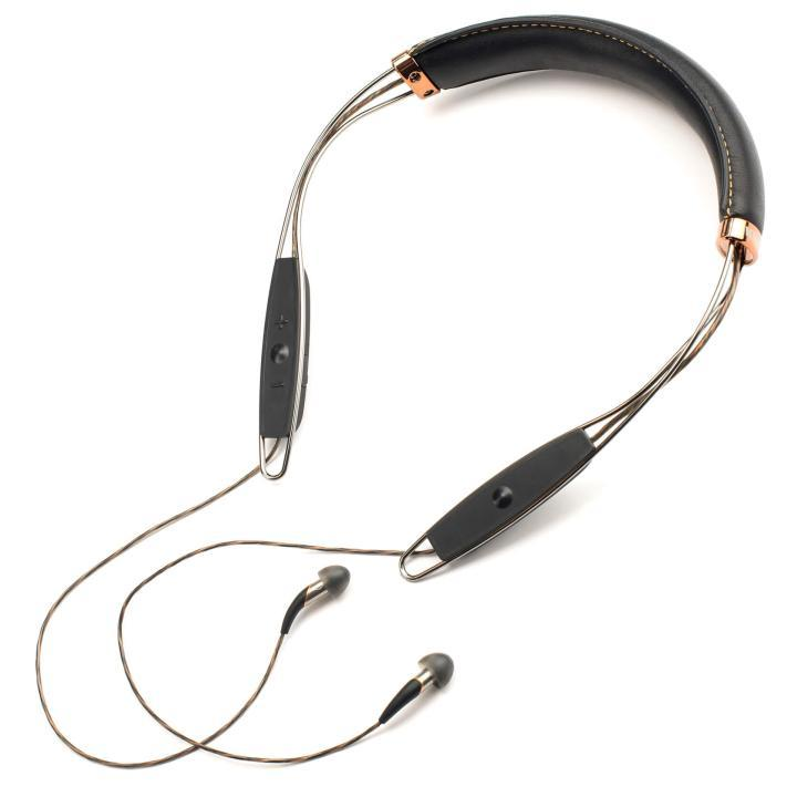 Klipsch X12 ネックバンド型Bluetoothイヤホン ブラック_0