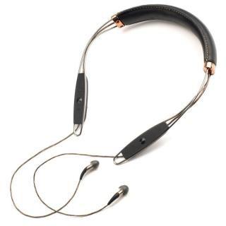 Klipsch X12 ネックバンド型Bluetoothイヤホン ブラック