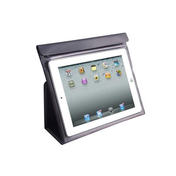 DRiPRO iPad 用スタンド付き防水ケースv2_0
