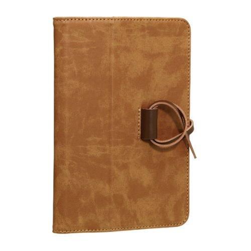 ソフトレザージャケット キャメル iPad mini/2/3ケース