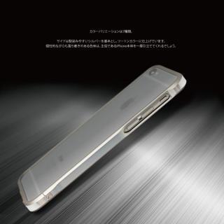 【iPhone6ケース】ツートンカラーがかっこいい GRAVITY SWORD α シャンパンゴールド iPhone 6バンパー_3