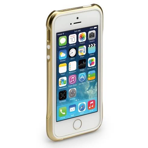【日本限定100個】24金メッキ限定版 TUNEWEAR FRAME x FRAME SHOCKMOUNT iPhone 5s/5バンパー 送料無料