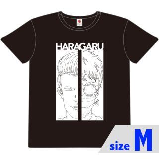 ハラガルTシャツ feat.MC西下 Mサイズ