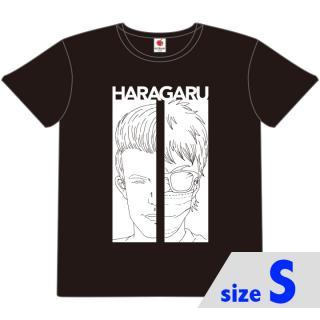 ハラガルTシャツ feat.MC西下 Sサイズ