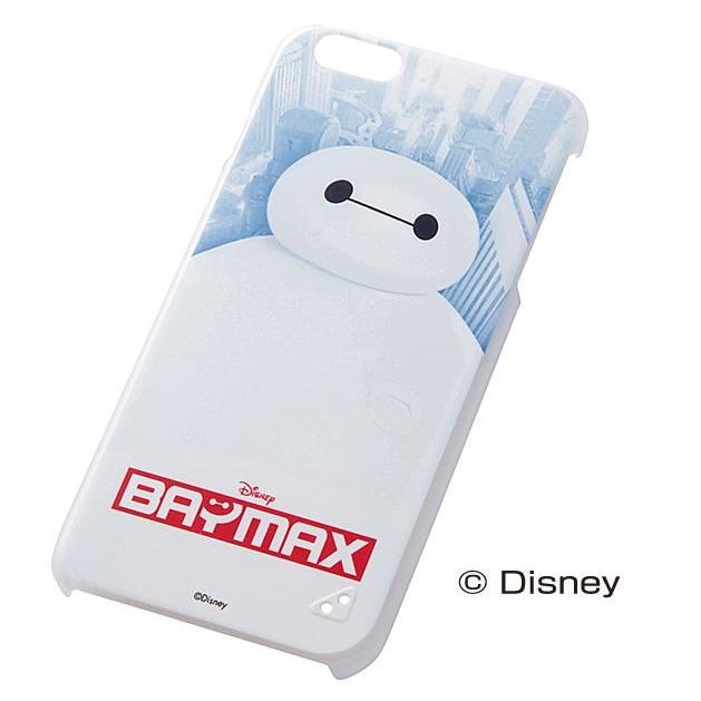 iPhone6 Plus ケース ディズニー ベイマックス ハードケース ベイマックス iPhone 6 Plus_0