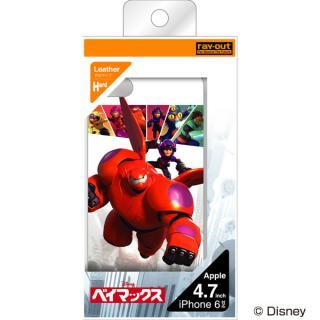 【iPhone6ケース】ディズニー ベイマックス ハードケース レッドベイマックス iPhone 6_1