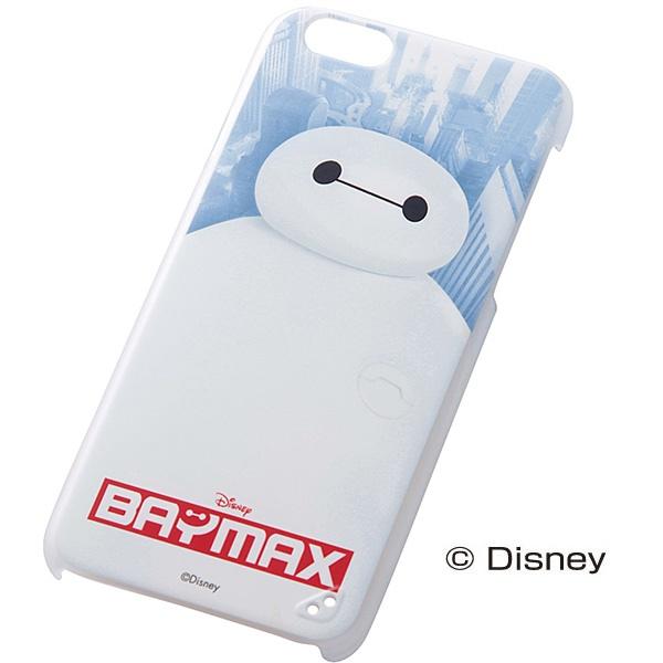 ディズニー ベイマックス ハードケース ベイマックス iPhone 6