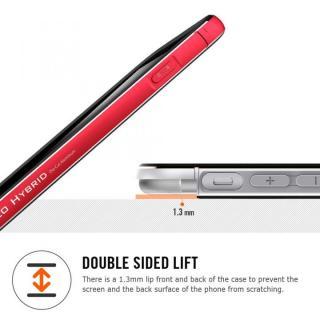 【iPhone6ケース】Spigen アルミバンパー ネオ・ハイブリッド EXメタル グレイ iPhone 6_4
