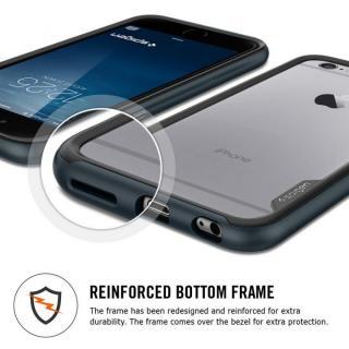 【iPhone6ケース】Spigen スリムハードバンパー ネオ・ハイブリッド EX レッド iPhone 6_3