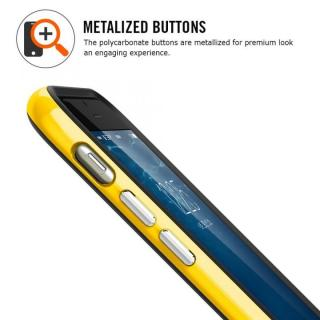 【iPhone6ケース】Spigen スリムハードバンパー ネオ・ハイブリッド EX ゴールド iPhone 6_4