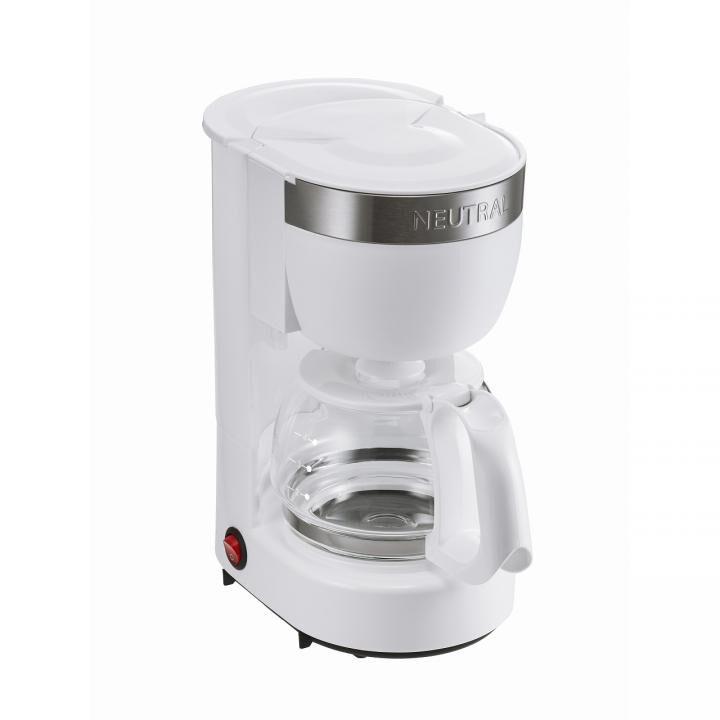 NEUTRAL アロマコーヒーメーカー ホワイト_0