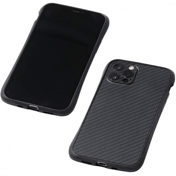 CLEAVE G10 Bumper for iPhone 12 Pro Max マットブラック_0