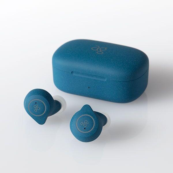 完全ワイヤレスイヤホン AG-TWS08RBU BLUE_0