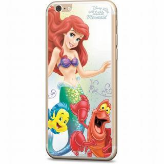 【iPhone6s/6フィルム】ディズニー 背面強化ガラス リトルマーメイド iPhone 6s/6