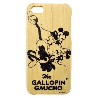ディズニー 木製iPhone SE/5s/5ケース ギャロッピン・ガウチョ