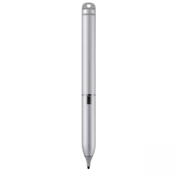 タッチペン Active Stylus シルバー_0