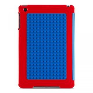 iPad mini/2/3対応 LEGOケース(レッド・ブルー)