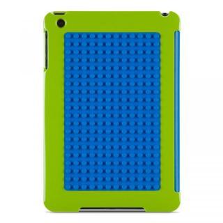 iPad mini/2/3対応 LEGOケース(グリーン・ブルー)