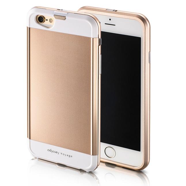 iPhone6 ケース innerexile Odyssey Voyage ゴールド iPhone 6_0